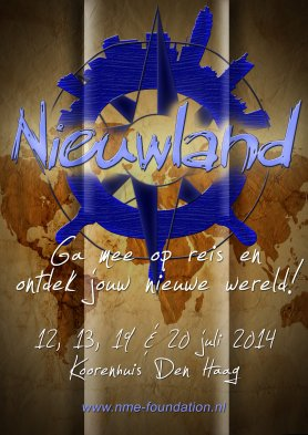 NME Kids on Tour - Nieuwland de musical